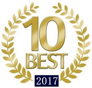 10 Best 2017